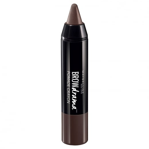 Maybelline Brow Drama Pomade Crayon - Dark Brown
