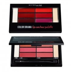 Maybelline Color Drama Lip Contour Palette