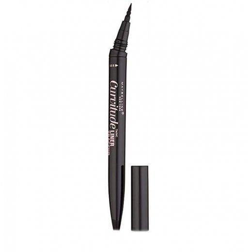 Maybelline Curvitude Eyeliner Ultra Fine - Black