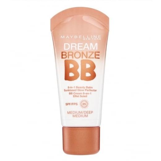 Maybelline Dream Bronze BB Cream - Medium/Deep