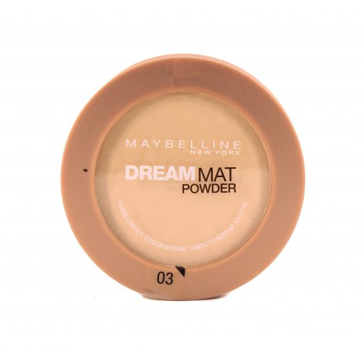 Maybelline Dream Matte Face Powder 9g - Choose Your Shade