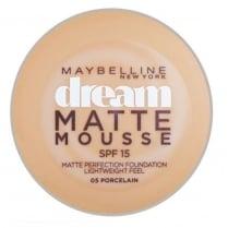 Maybelline Dream Matte Mousse Foundation - 05 Porcelain