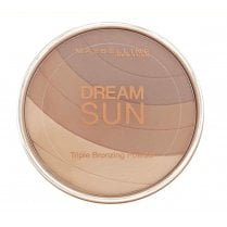 Maybelline Dream Sun Triple Bronzing Powder - 02 Brunette