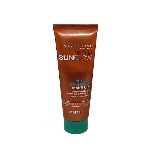 Maybelline Dream Sunglow Instant Bronzing  Makeup Fake Tan Medium Skintone Matte