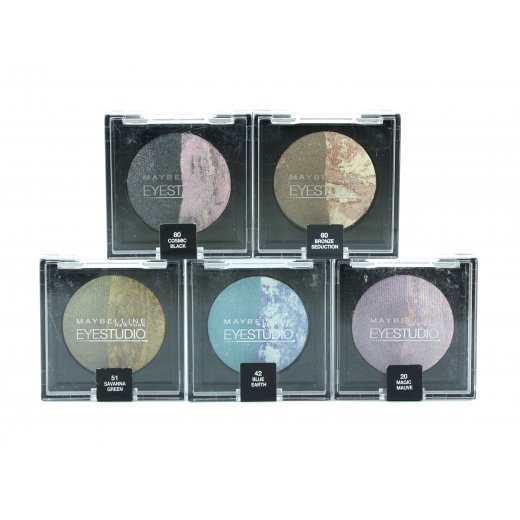 Maybelline Eye Studio Cosmos Marblelised Duo Eye Shadow