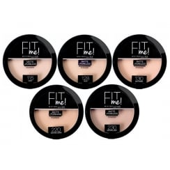 Maybelline Fit Me Matte & Poreless Pressed Powder