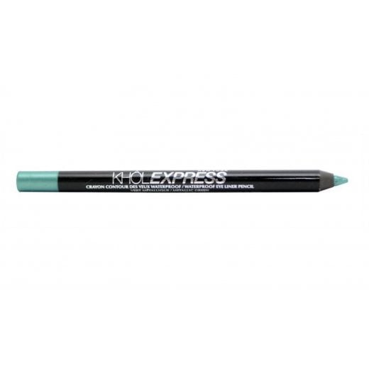Maybelline Khol Express Waterproof Eyeliner - Metallic Green