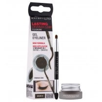Maybelline Lasting Drama Gel Eyeliner - 02 Brown