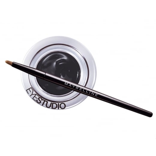 Maybelline Lasting Drama Gel Eyeliner - 07 Black Chrome