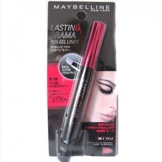 Maybelline Lasting Drama Pen Gel Eyeliner - Black