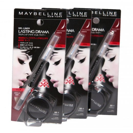 Maybelline Lasting Drama Pen Gel Eyeliner - Brown