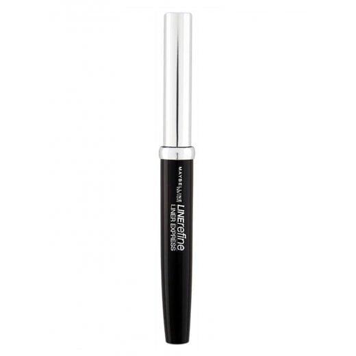 Maybelline Line Refiner Express Liquid Eyeliner - Black