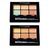 Maybelline Master Camo Colour Correcting Concealer Kit - Choose Your Shade