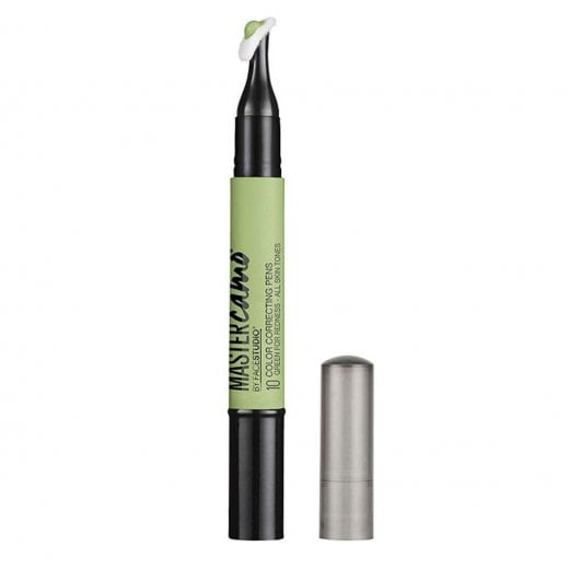 Maybelline Master Camo Colour Correcting Pen - Green