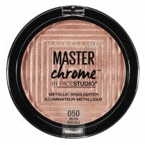 Maybelline Master Chrome Metallic Highlighter - 050 Molten Rose Gold