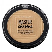 Maybelline Master Chrome Metallic Highlighter - 100 Molten Gold