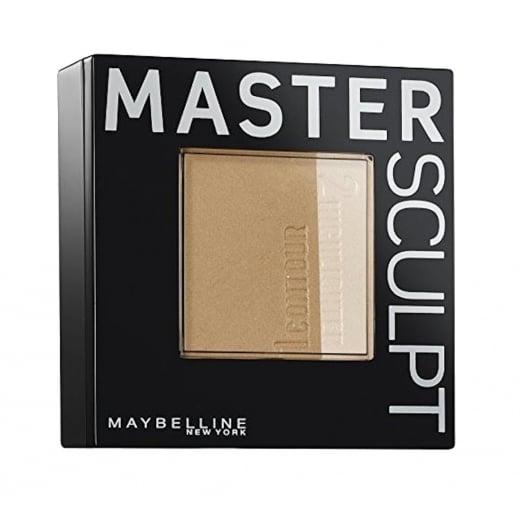Maybelline Master Sculpt Contouring Palette - 01 Light Medium