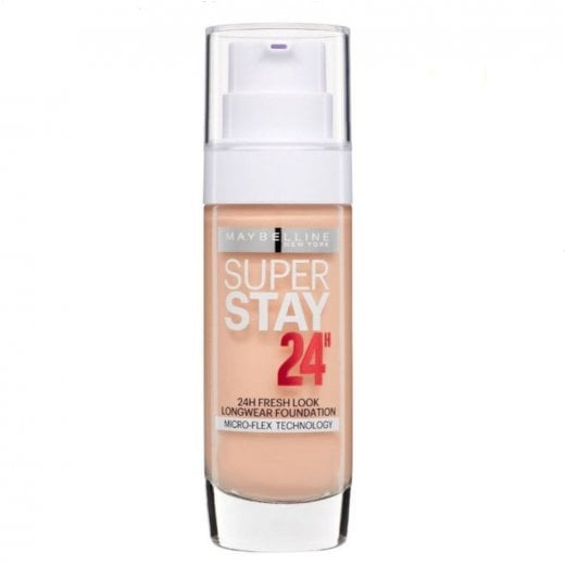 Maybelline Superstay 24hr Fresh Look Foundation - Choose Your Shade