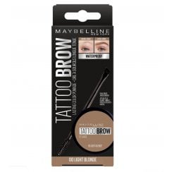 Maybelline Tattoo Brow Pomade - 00 Light Blond
