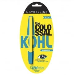 Maybelline The Colossal Kajal Eyeliner - Turquoise