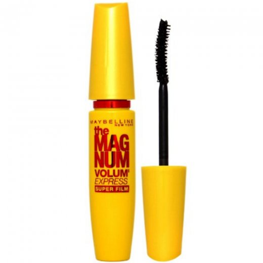 Maybelline The Magnum Volum'Express Mascara - Black