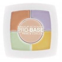 MUA Pro-Base Prime & Conceal Palette