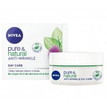 Nivea Pure & Natural Anti-Wrinkle Day Cream