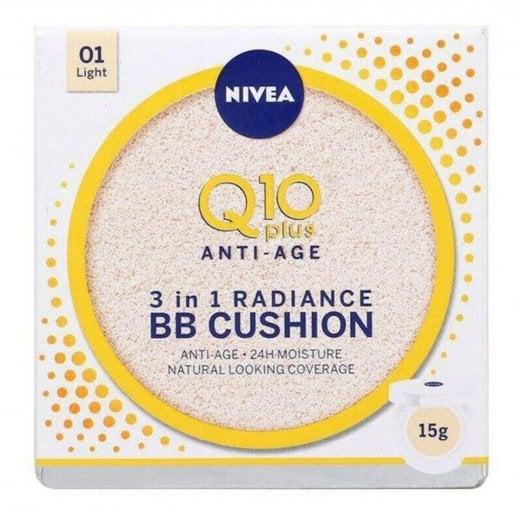 Nivea Q10 Anti-Age Radiance BB Cushion - 01 Light