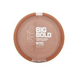 (new York Color) Big Bold Bronzing Powder - 601 Manha Tan 17.1g