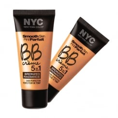 NYC New York Colour BB Creme 5 In 1 Bronzed Radiance
