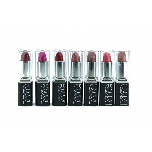 NYC New York Color Ultra Last Lipwear Lipstick