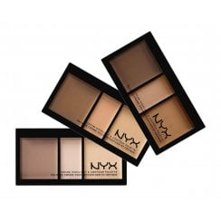 NYX Cream Highlight & Contour Palette - Choose Your Shade