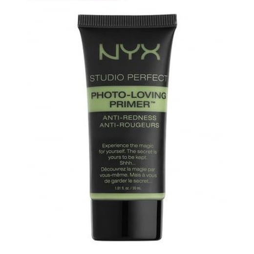NYX Studio Perfect Photo-Loving Primer - 02 Green