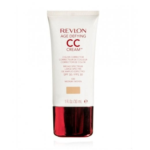 Revlon Age Defying CC Cream - 030 Medium