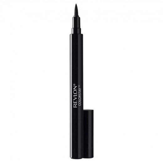 Revlon Colorstay Liquid Eye Pen - 01 Blackest Black