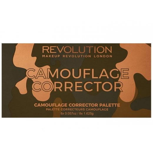 Revolution Camouflage Corrector Palette