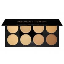 Revolution Cover & Conceal Palette - Light