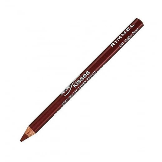 Rimmel 1000 Kisses Lip Liner Pencil - 041 Coffee Bean