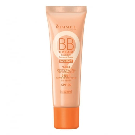 Rimmel 9 in 1 Skin Perfecting BB Cream Radiance - Medium
