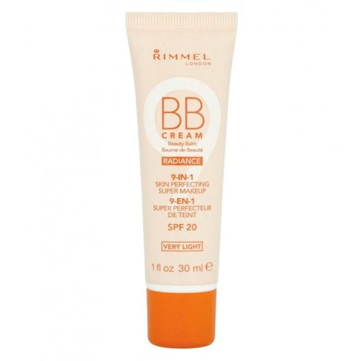 Rimmel 9 in 1 Skin Perfecting BB Cream Radiance - Very Light