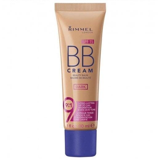 Rimmel BB Beauty Balm Cream - Dark