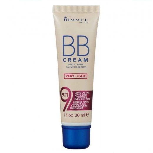 Rimmel BB Beauty Balm Cream - Very Light