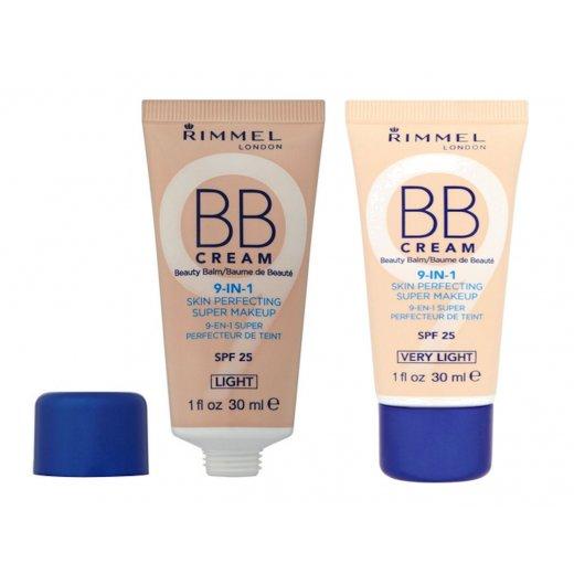 Rimmel BB Cream 9-In-1 Skin Perfecting