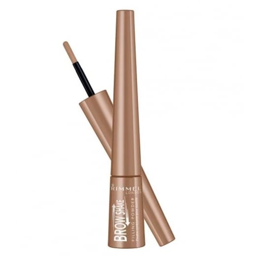 Rimmel Brow Shake Filling Powder - 001 Blonde