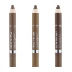 Rimmel Brow This Way Brow Pomade Pencil - Choose Your Shade