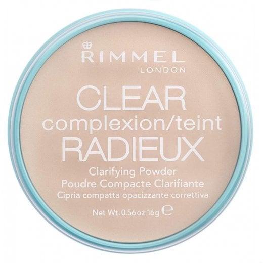 Rimmel Clear Complexion Clarifying Powder - 021 Transparent