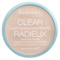 Rimmel Clear Complexion Clarifying Powder - 021 Transparent