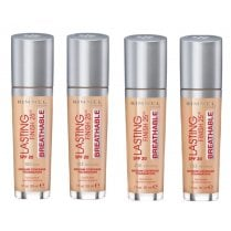 Rimmel Lasting Finish 25 Hour Breathable Foundation - Choose Your Shade