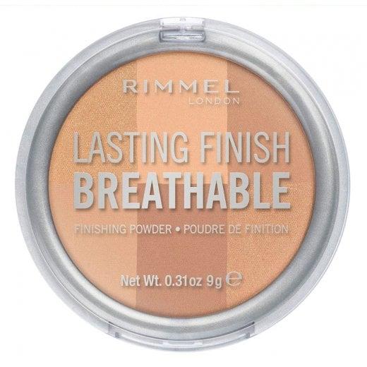 Rimmel Lasting Finish Breathable Finishing Powder - 002 Dawn