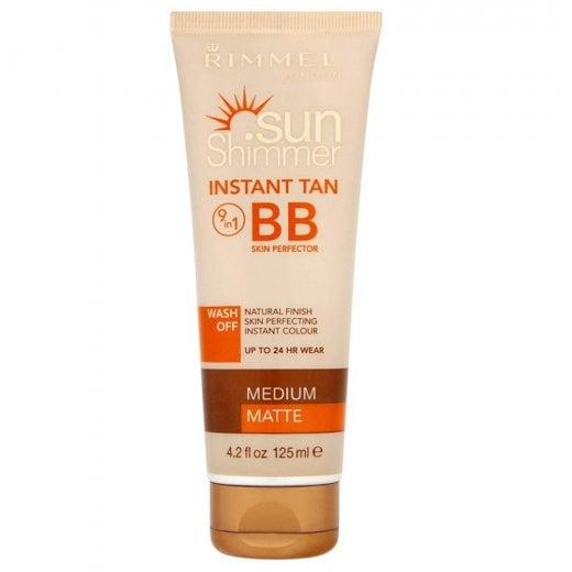 Rimmel Sun Shimmer Instant Tan - Medium Matte